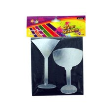 Cocktail Mirror Stickers