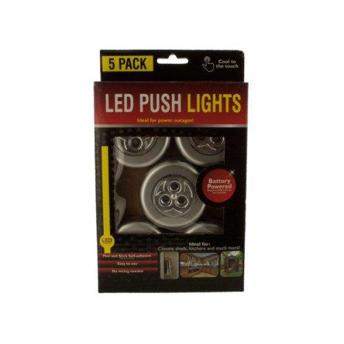 LED Push Lights