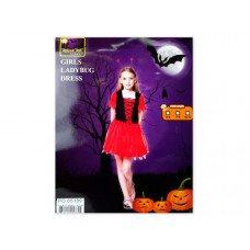 Girls Ladybug Halloween Costume