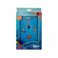 Disney Pixar Finding Dory Interchangeable Charm Bracelet