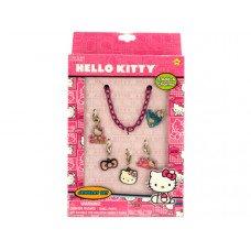 Hello Kitty Charm Bracelet Set