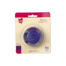 Cake Mate Purple and Pink Mini Baking Cups 100 Pack