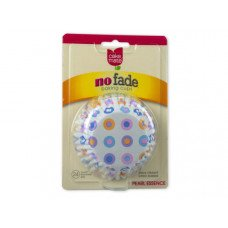 Cake Mate No Fade Pearl Essence Baking Liners 24 Pack