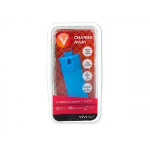 iPhone & Micro USB Emergency Boost Power Bank Chargers