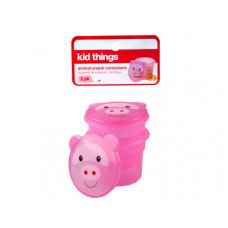 Animal Snack Containers 2 Pack