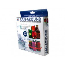 Can Around Two-Tier Food & Beverage Turn Table