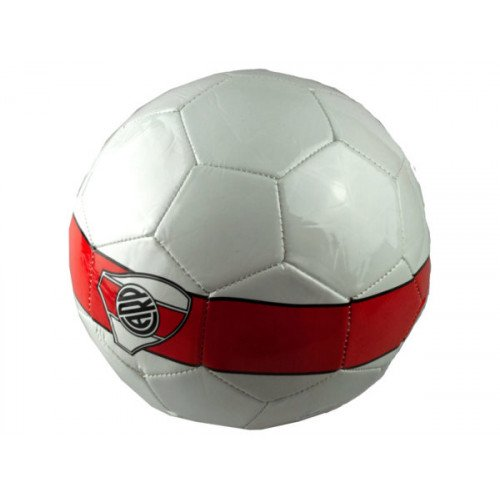 Size 5 Argentina River Plate CARP Red & White Soccer Ball