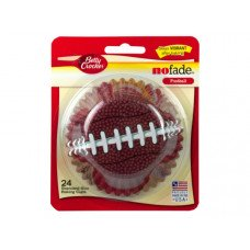 24 ct Betty Crocker Standard Size Football Baking Cups