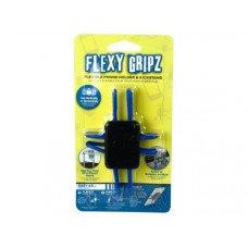 Flexy Gripz Multi Purpose Bendy Phone Holder and Kickstand