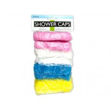 Shower & Hair Care Caps Set