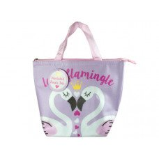 Let's Flamingle Insulated Lunch Tote
