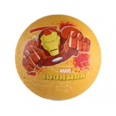 "Iron Man 8.5"" Rubber Playground Ball"