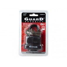 """Guard Secutiry 1.5"""" 38mm Steel Pad Lock with Keys"""