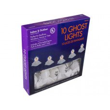 Electric Ghosts String Lights with 10 Lights