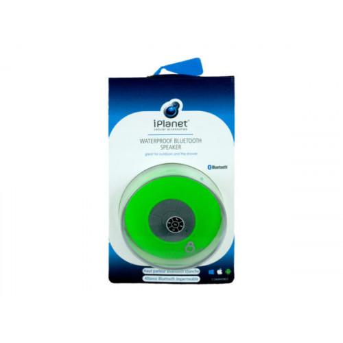 Green Water Resistant Bluetooth Speaker