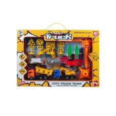 City Construction Play Set