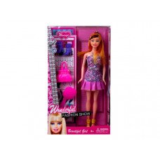 "11.5"" Fashion Doll with Accessories"