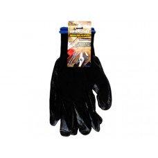 Extra Large Nitrile Coated Working Gloves