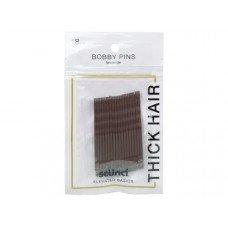 18 Pack Brown Bobby Pins