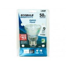 EcoBulb Par20 CFL Flood Light 50 Watt Equivalent
