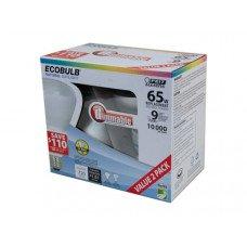 2 Pk Dimmable Natural Daylight 65 Watt Equivalent CFL Bulb