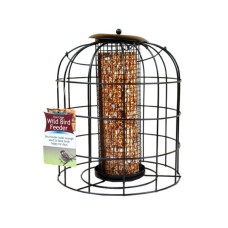 Iron Wire Cage Bird Feeder