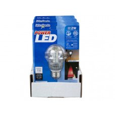 2 Watt Power LED Neutral Light Bulb