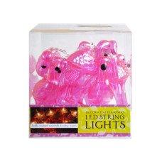 Decorative Flamingo String Lights