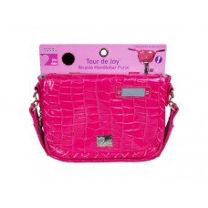 Tour de Joy Hot Pink Handlebar Purse