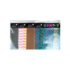 6PC 12x12 Paper Pack- Assorted Prints