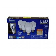 4 Pack 11 Watt Soft White Light Bulbs