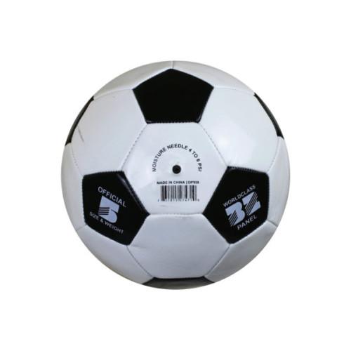 Size 5 Black & White Soccer Ball
