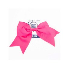 Create Out Loud Large Pink Hair Bow