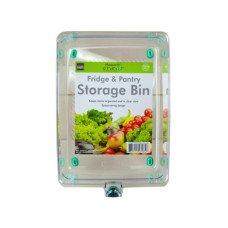 Handy Fridge and Pantry Storage Bin