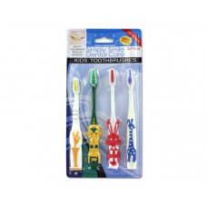 Kids Animal Toothbrushes