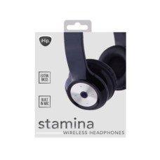iHip STAMINA Bluetooth Over the Ear Headphones