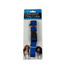 Adjustable Nylon Dog Collar