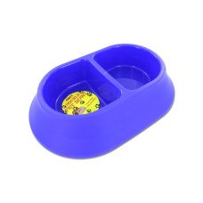 Double-Sided Pet Bowl