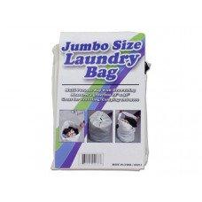 Jumbo Size Laundry Bag with Drawstring