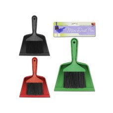 Mini Brush and Dust Pan Set