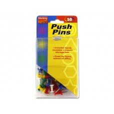 Colored Push Pin Set