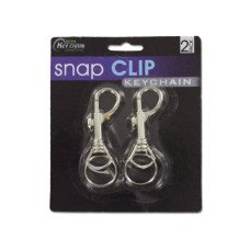 Snap Clip Key Chains