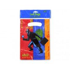 Top Secret Cellophane Treat Bags