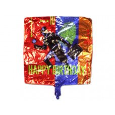 Secret Agent Mylar Happy Birthday Balloon