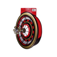 Roulette Wheel Cardboard Party Cutout