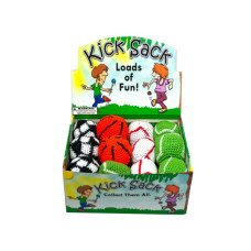 Sports Theme Kick Sack Countertop Display