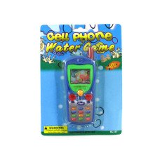 Cell Phone Water Game