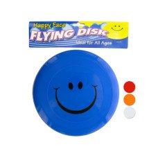 Smiley Face Flying Disk