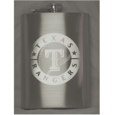 12oz Personalized Engraved Custom Hip Flask