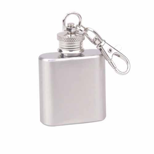 1oz Mini Key Chain Flask At Wholesale Prices From Ckb